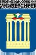 Logo of the Belarusian-Russian University